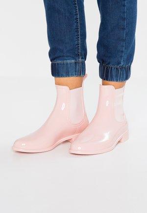 BRILASEN - Gummistövlar - light pink