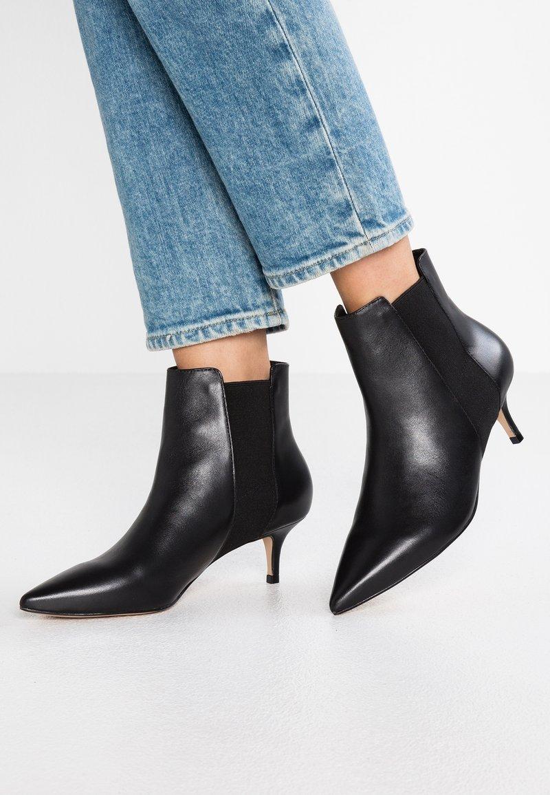 ALDO - JERIREWIA - Ankle boot - black