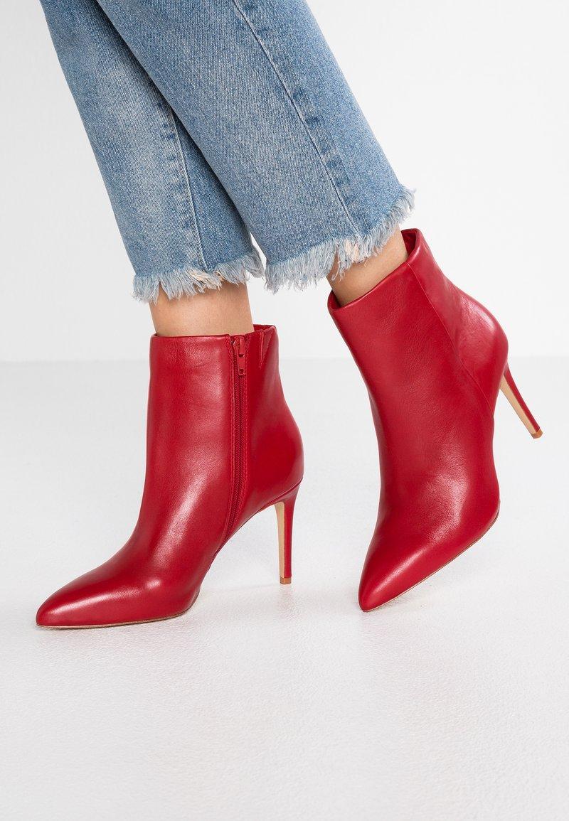 ALDO - WIEMA - Ankle Boot - red