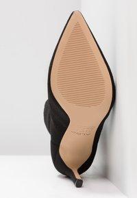 ALDO - YSISSA - Kotníková obuv na vysokém podpatku - black - 6