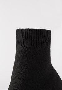 ALDO - YSISSA - Kotníková obuv na vysokém podpatku - black - 2