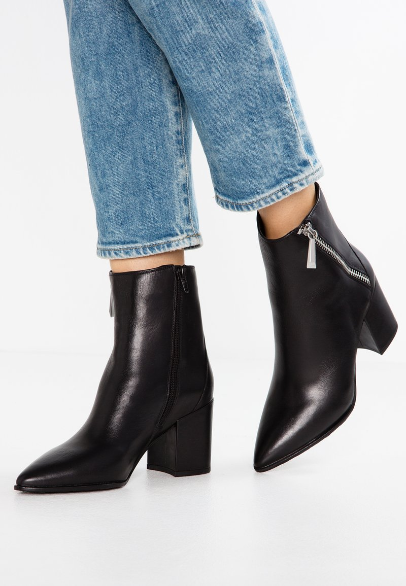 ALDO - MENDANI - Classic ankle boots - black