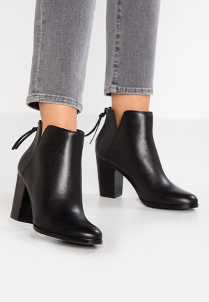 LALITH - Boots à talons - black