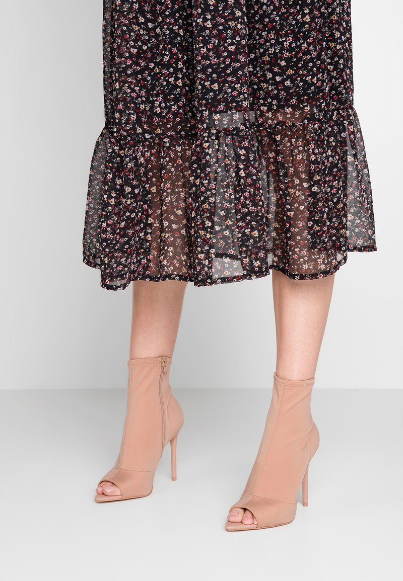 ALDO - RELISSI - High heeled ankle boots - bone