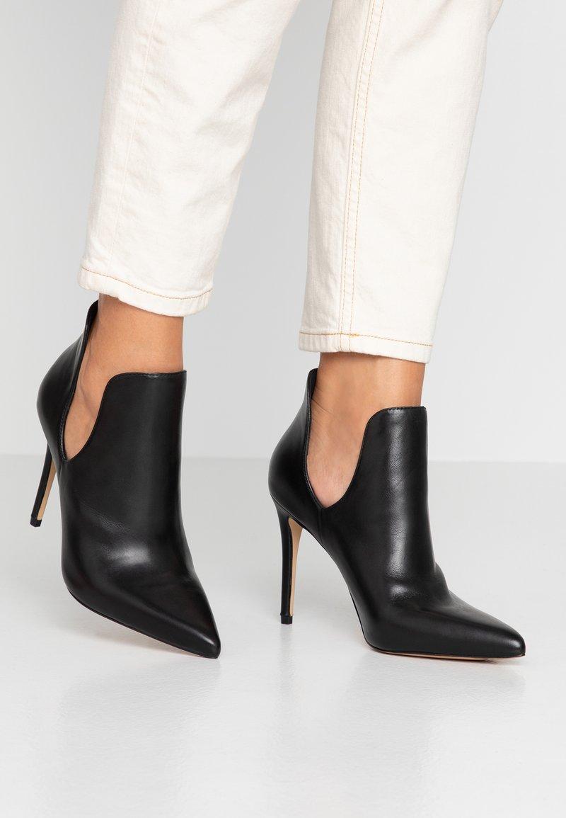 ALDO - AMILMATHIEN - High heeled ankle boots - black