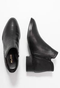 ALDO - KAICIEN - Boots à talons - black - 3