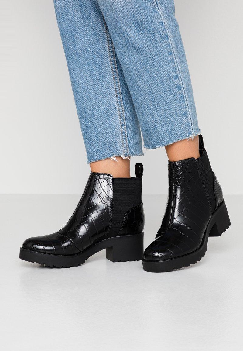ALDO - ETIACIEN - Ankle boots - black