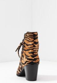 ALDO - AROLIA - Kotníkové boty - brown - 5