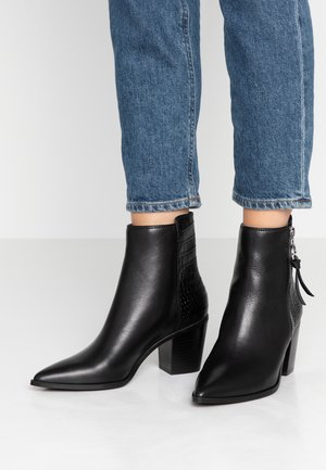 AROLIA - Classic ankle boots - black