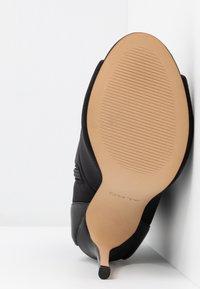 ALDO - LOVIECIA - High heeled ankle boots - black - 6