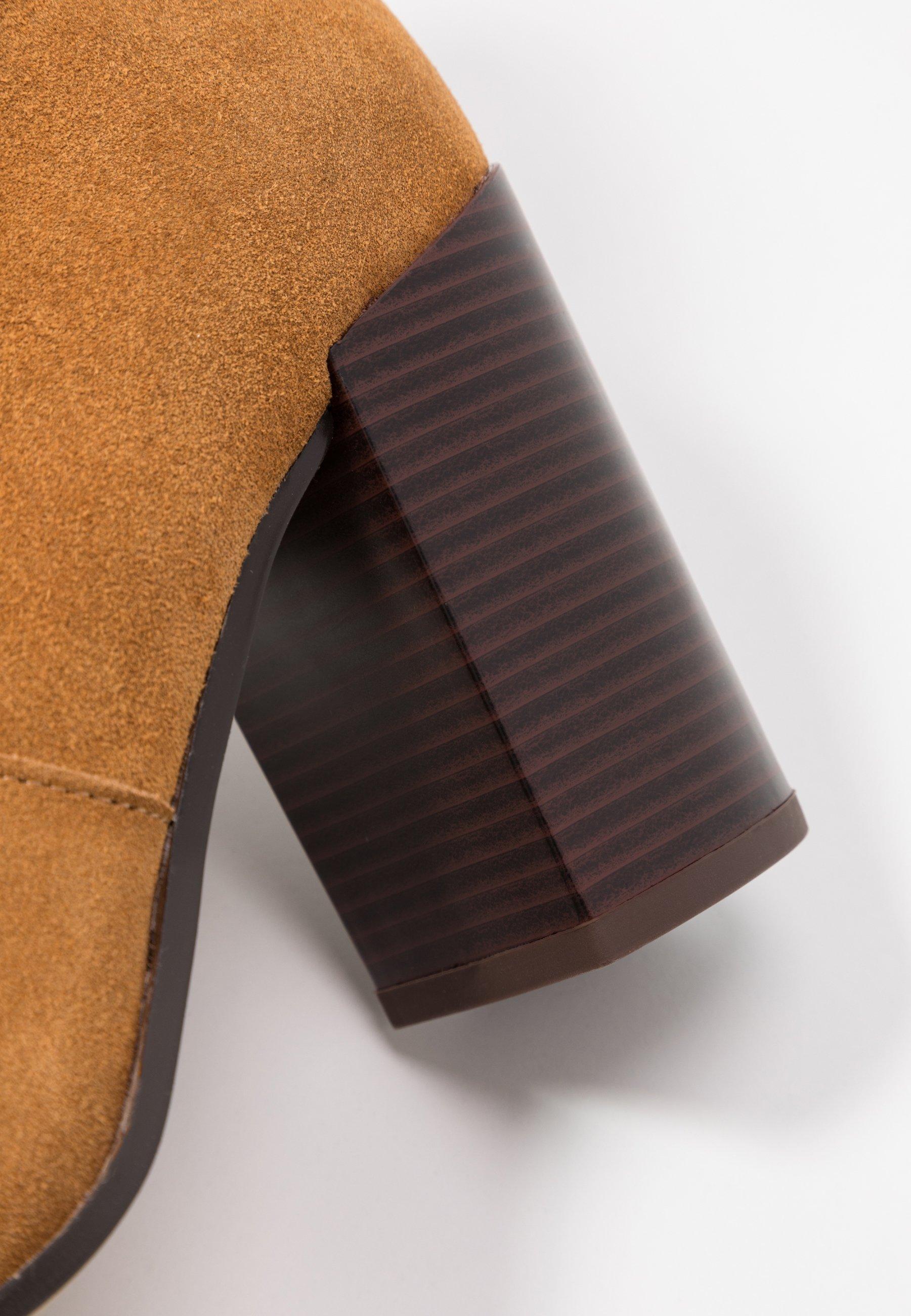 Aldo Seveiria - Stivaletti Con Tacco Medium Brown 62pGnBS