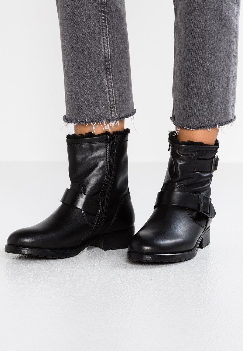 ALDO - GOCHAL - Winter boots - black