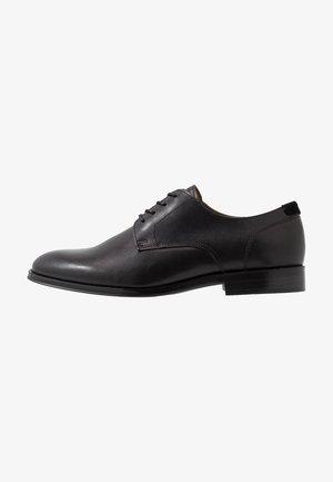 RICMANN - Klassiset nauhakengät - black