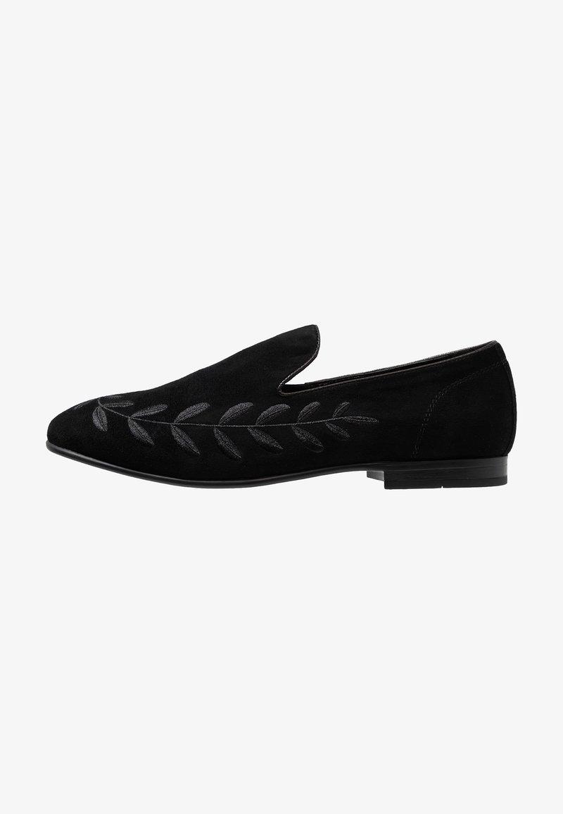 ALDO - CHAOSWEN - Nazouvací boty - black
