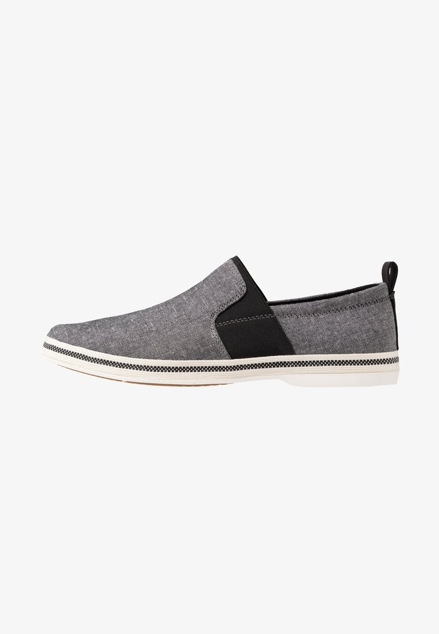 HUTCH - Espadrille - black