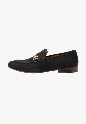 TRYWEN - Smart slip-ons - black
