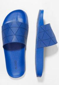 ALDO - THELIDIEN - Sandales de bain - medium blue - 1