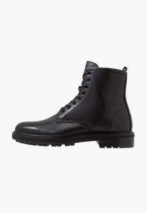 ABIMETH - Lace-up ankle boots - black
