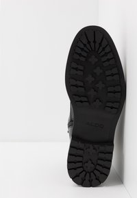 ALDO - ABIMETH - Šněrovací kotníkové boty - black - 4