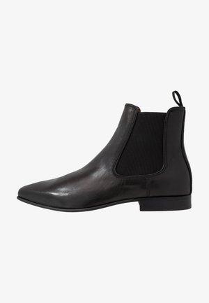 BIONDI-R - Kotníkové boty - open black