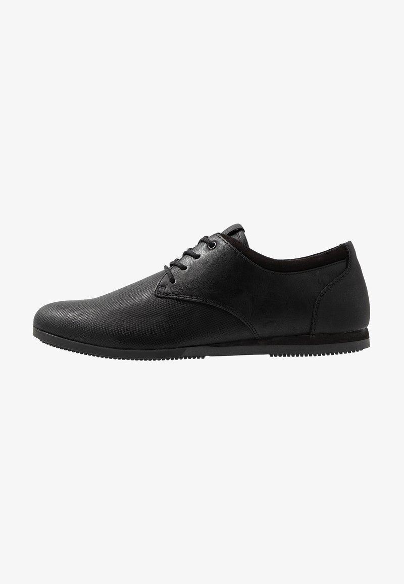ALDO - AAUWEN - Chaussures à lacets - black