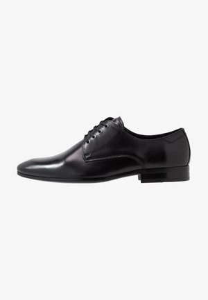 TILAWET - Smart lace-ups - black miscellaneous