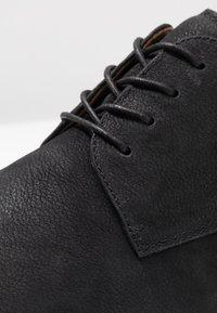 ALDO - TILAWET - Smart lace-ups - black - 5