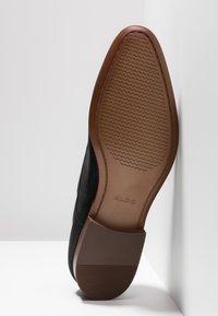 ALDO - TILAWET - Smart lace-ups - black - 4