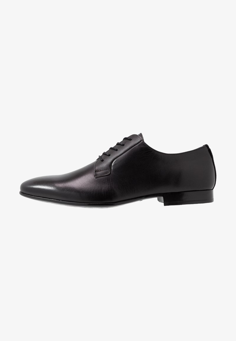 ALDO - CLINTTUN - Smart lace-ups - black