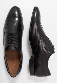 ALDO - NILIDIEN - Business-Schnürer - black - 1
