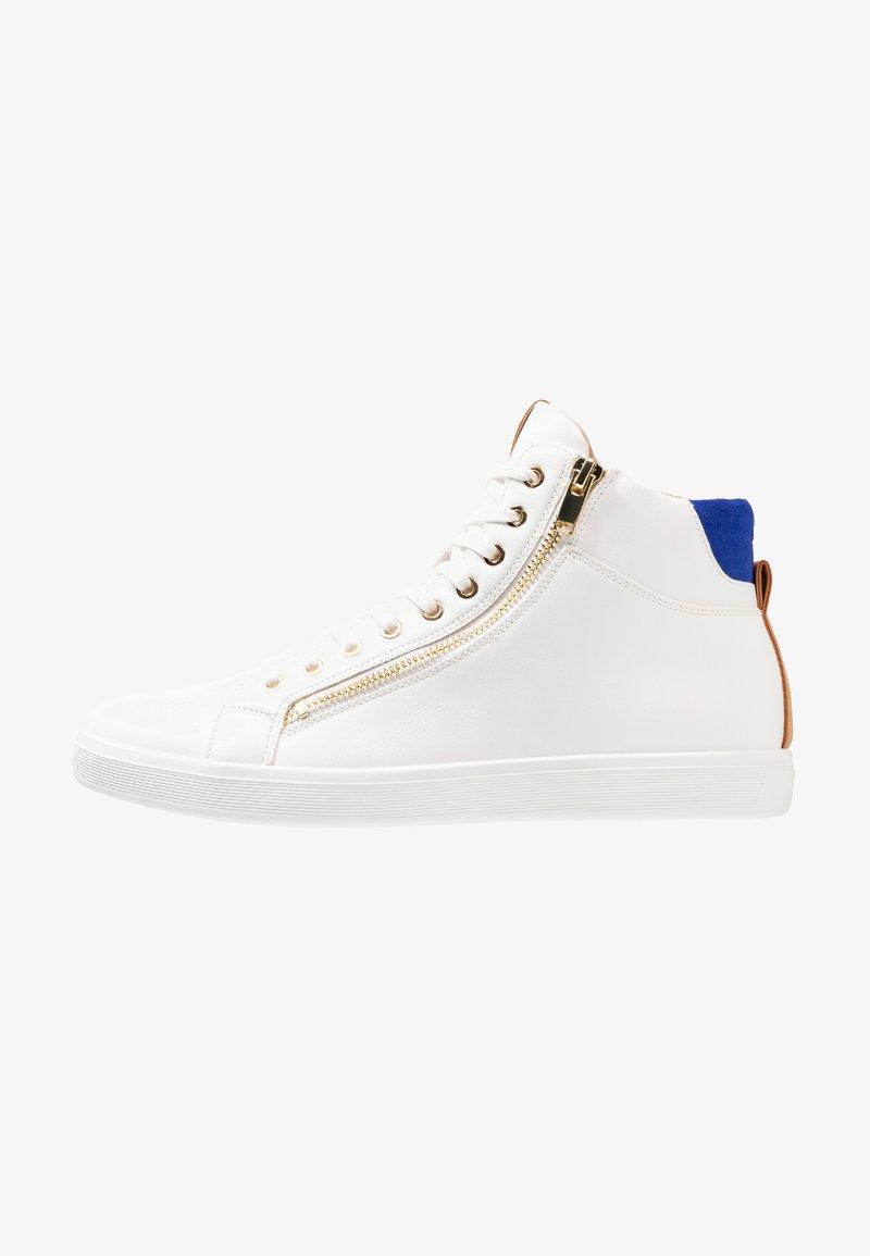 ALDO - KECKER - Sneaker high - white