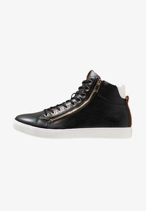KECKER - Zapatillas altas - black
