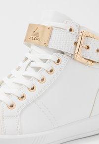 ALDO - EDYWIEN - Sneaker high - other white - 5