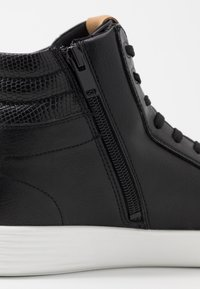 ALDO - GLENADIEN - Sneaker high - black - 5