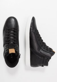 ALDO - GLENADIEN - Sneaker high - black - 1