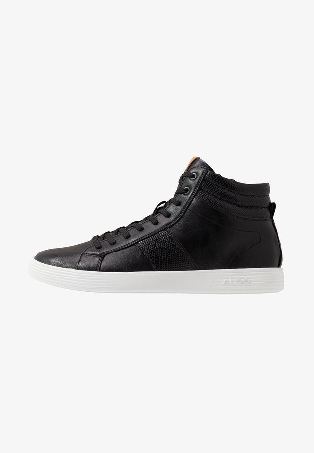 GLENADIEN - Sneaker high - black