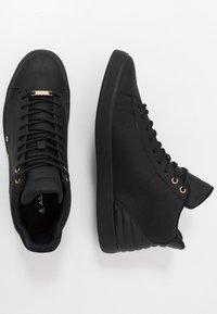 ALDO - ULMER - Zapatillas altas - black - 1