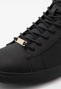 ALDO - ULMER - Zapatillas altas - black - 5