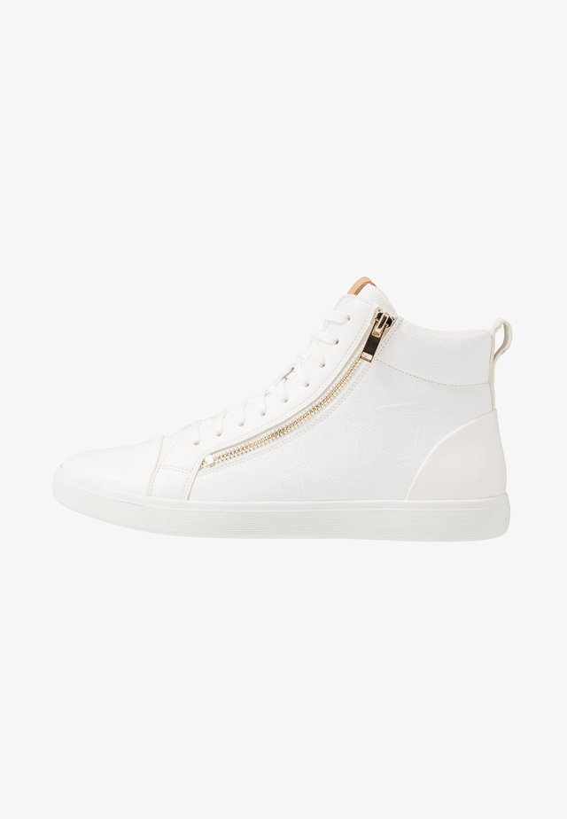 KELSTON - Sneaker high - white