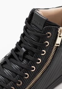 ALDO - KECKER - Sneakersy wysokie - black - 5