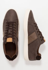 ALDO - LOVERICIA - Sneaker low - dark brown - 1