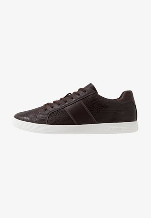 TRALERWEN - Sneaker low - dark brown