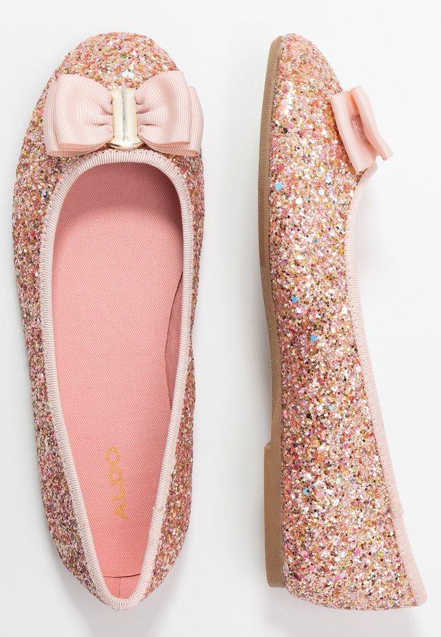 STRADINA - Ballerines - pink