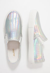 ALDO - BROARITH - Slipper - silver - 0