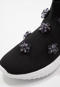 ALDO - ERURI - Sneaker high - other black - 2