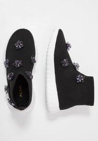 ALDO - ERURI - Sneaker high - other black - 0