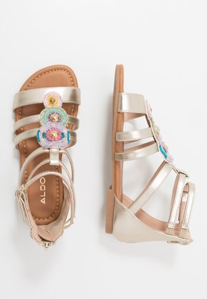 BOUTTIER - Sandals - champagne