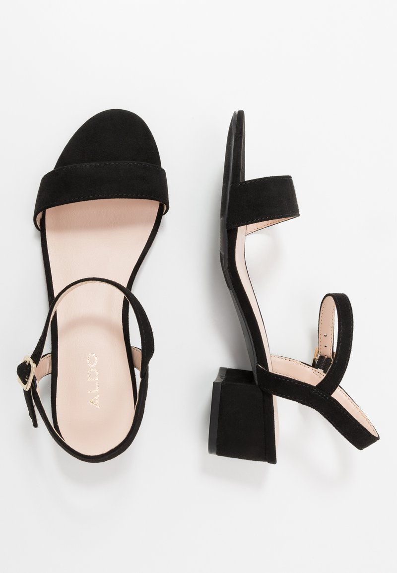 ALDO - OLYNI - Sandalen - black