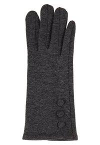 ALDO - IBENADIA - Gloves - dark grey - 1