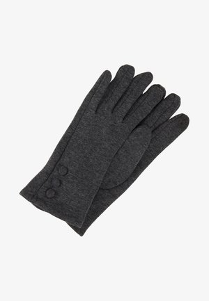 IBENADIA - Gants - dark grey